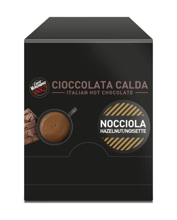 Vergnano Горещ Шоколад лешник доза 30 гр.