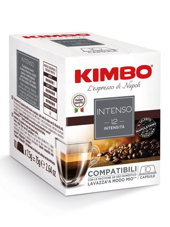 """Kimbo Кафе Капсули """"A Modo Mio"""" Intenso"""