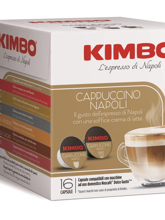Kimbo Кафе Капсули Cappuccino.