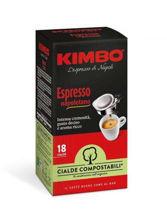 Kimbo Espresso Napoletano Кафе Дози 18 бр.