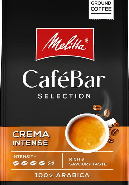 Melitta Café Bar Selection Crema Intense 250 гр. мляно кафе