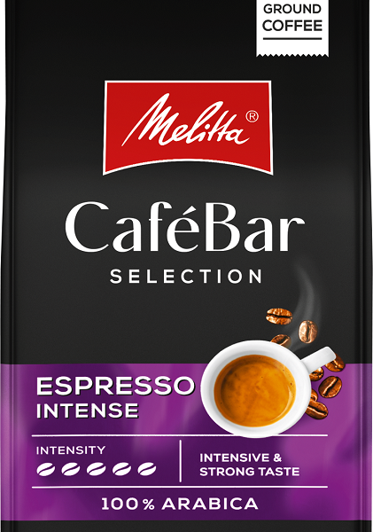 Melitta Café Bar Selection Espresso Intense 250 гр. мляно кафе